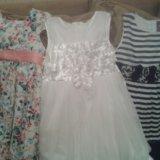 Платья для девочки. Фото 1. Тольятти.