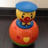 Неваляшка-шарик. Фото 1.