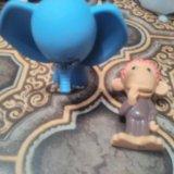 Игрушки пластизоль из мультиков. Фото 3. Красноярск.