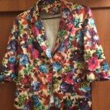 Яркий пиджак. Фото 1.