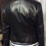Новая кожаная куртка. Фото 2. Белгород.