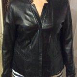 Новая кожаная куртка. Фото 1. Белгород.