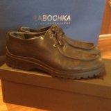 Мужские ботинки bally. Фото 2. Санкт-Петербург.