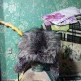 Шапка чернобурки. Фото 2. Самара.
