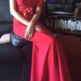 Платье на выход. Фото 1.