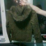 Осене-весеняя куртка. Фото 1.