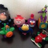 Мягкие игрушки. Фото 1. Зеленоград.