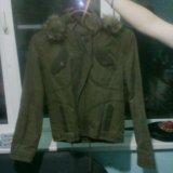 Осене-весеняя куртка. Фото 2.