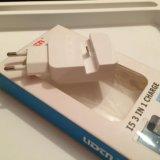 Зарядка для iphone 5 5s 5c. Фото 1. Балаково.