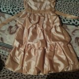 Платье для девочки. Фото 2. Каневская.