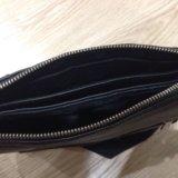Мужская сумка, эко-кожа. Фото 2.