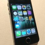 Iphone 4s 64 gb полный комплект. Фото 1.