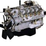 Двигатель 740 камаз с кпп б/у. Фото 1. Таловая.