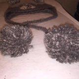 Шапка вязанная. Фото 2.