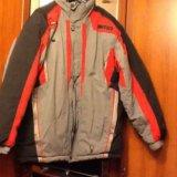 Зимняя мужская куртка  spider 58-60 размер. Фото 1.