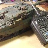 Танк на радиоуправлении. Фото 3. Железнодорожный.