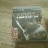 Bulletstorm limited edition ps3. Фото 1. Мирный.