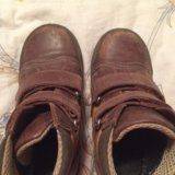 Утеплённые ботинки 30. Фото 2. Химки.