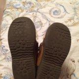Утеплённые ботинки 30. Фото 3.