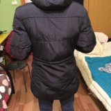Куртка( парка) мужская зимняя. аляска. Фото 2. Санкт-Петербург.