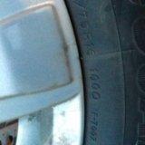 Зимние колеса на хендай старекс литые. Фото 3.