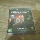 Minecraft ps3. Фото 1. Мирный.