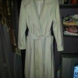 Белое пальто. Фото 1. Новосибирск.