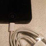 Iphone 5 s не включается , новый практически. Фото 4.
