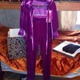 Велюровый костюм. Фото 2.