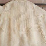 Пуловер белый новый 42-44. Фото 3.