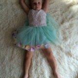 Платье новое ,на девочку. Фото 2.