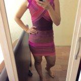 Очень крутое платье новое с этикеткой из китая. Фото 3.