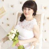 Свадебное платье(футляр). Фото 1. Саратов.