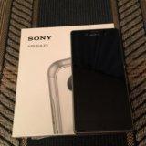 Sony xperia z3 green. Фото 1.
