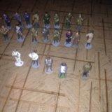 21 оловянных солдатиков. Фото 2.