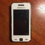 Samsung s5230 star white. Фото 1. Москва.