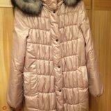 Зимнее пальто для беременных. Фото 1.