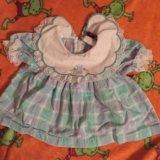 Великолепное платьице для лапочки- дочки.. Фото 1.