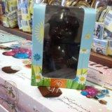 Шоколадный цыпленок 100 гр. в коробочке. Фото 1.