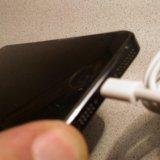 Iphone usb кабель зарядное устройство. Фото 2.