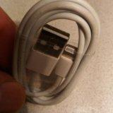 Iphone usb кабель зарядное устройство. Фото 3.