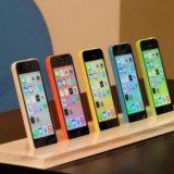 Iphone 5c 16gb новый. Фото 1.