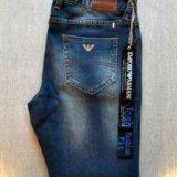 Armani джинсы. Фото 1.