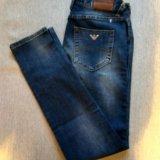Armani джинсы. Фото 2.