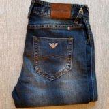 Armani джинсы. Фото 4.