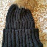 Новая шапка. Фото 1.
