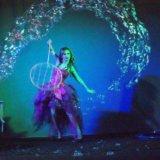 Шоу мыльных пузырей. Фото 3. Тольятти.