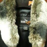 Куртка кожаная(натуральная) женская. Фото 2. Москва.