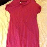 Платье трикотажное 52-54 размер. новое. Фото 3.