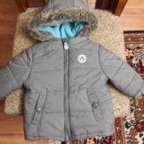 Куртка на холодную осень/ весну. Фото 2.